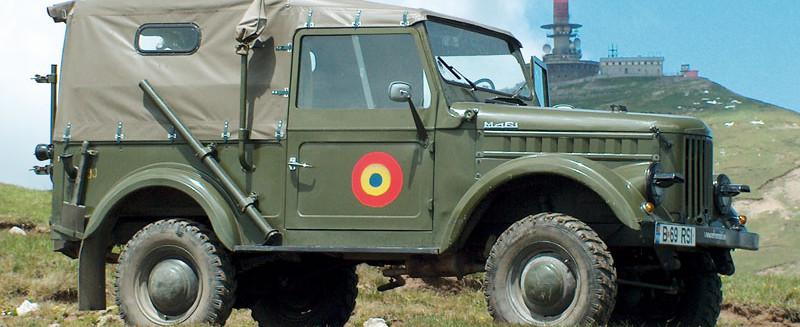 Aro M461,  Military Version, 1969