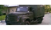 Electric Generator Truck SR-114 4x4 - 38 KVA - Military Version, 1972