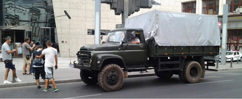 Autotruck SR-114, 4x4 Military Version, 1972